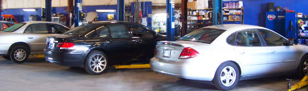 Foreign & Domestic Auto Repair Services