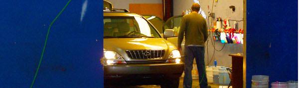 Commercial Auto Detailing Service