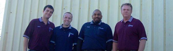A Professional, Customer-Focused Team